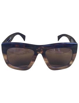 Oversized Sunglasses by Jil Sander