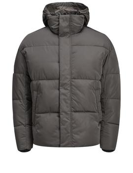 Core Puffer Jacket With Contrast Details by Jack & Jones