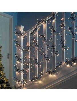 Chasing Cluster Led 240 Light String Lighting by The Seasonal Aisle