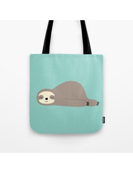 Do Nothing Tote Bag by Society6