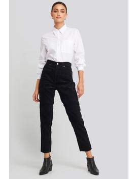 Nora Jeans Svart by Dr Denim
