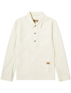 Nigel Cabourn X Lybro Deck Shirt by Nigel Cabourn