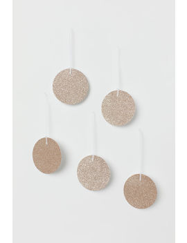 5 Pack Gift Tags by H&M