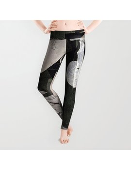 Guernica #2   Pablo Picasso Leggings by Society6