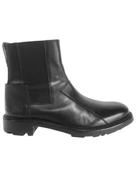 Leather Boots by Jil Sander