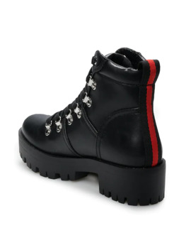 Madden Nyc Barclay Women's Combat Boots by Madden Nyc