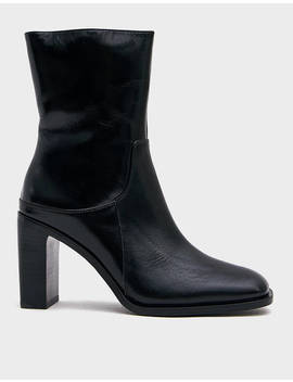 Mr2 Classic Boot In Black by Intentionally Blank Intentionally Blank