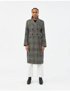 Roya Double Breasted Coat by Farrow Farrow