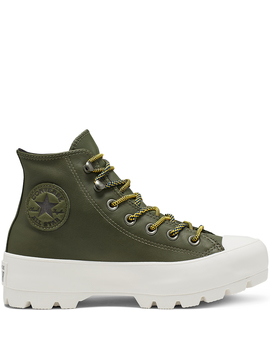Womens Winter Gore Tex Lugged Chuck Taylor All Star Boot High Top by Converse