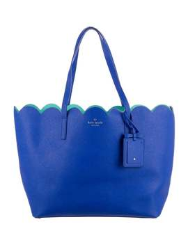 Scalloped Trim Tote by Kate Spade New York