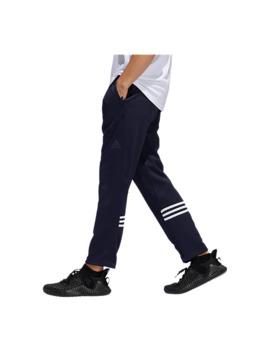 Adidas Men's 3 Stripe Knit Pants   Legend Ink by Sport Chek
