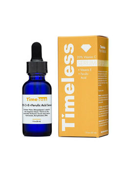 Timeless Skin Care Vitamin C Plus E Ferulic Acid Serum 30ml by Ebay Seller