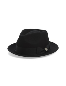 Paxton Wool Fedora by Goorin Bros.