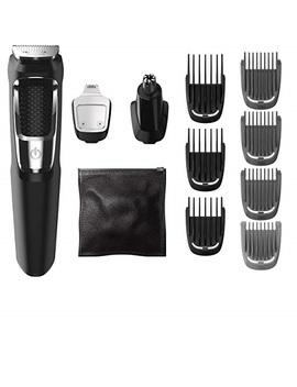Item Is Philips Multi Groomer   13 Piece, Beard, Face, Nose, And Ear Hair Trimmer And Clipper, Ffp by Item Is Shaver