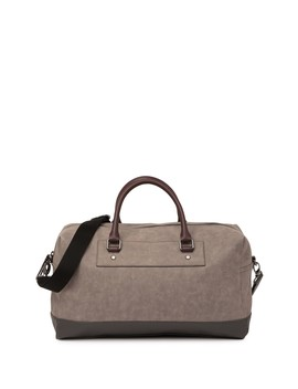 Nubuck Pu Holdall by Ted Baker London