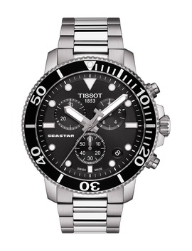 Seastar 1000 Chronograph Bracelet Watch, 45.5mm by Tissot