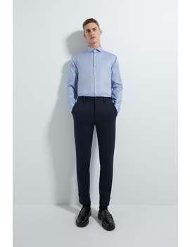 French Cuff Shirt by Zara