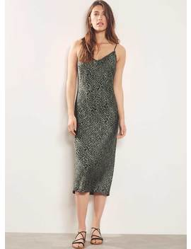 Philippa Midi Slip Dress by Mint Velvet