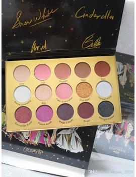 Dropshipping 2018 Hot New Makeup Colourpop Designer Collection 15 Color Eyeshadow Palette /Eyeshadow Palettes Geat Quality by D Hgate.Com