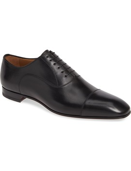 Greggo Cap Toe Oxford by Christian Louboutin