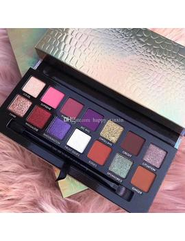 Free Shipping E Packet New Makeup Eyes Hot Brand Jackie Aina Eyeshadow Palette 14 Colors Eye Shadow!Happy Xinxin by D Hgate.Com