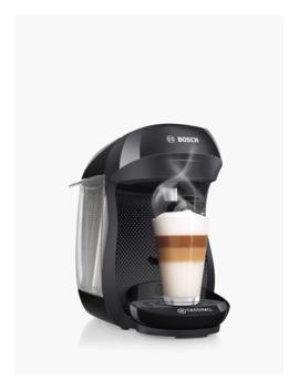 Tassimo Happy Coffee Machine By Bosch, Black by Tassimo