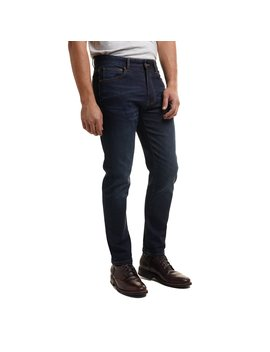 Johnny Stretch Jeans Standard Fit   Dark Rinse by Peter Manning