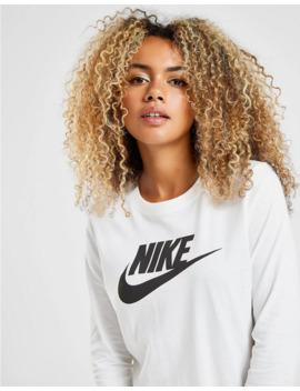 Nike Long Sleeve Futura T Shirt by Nike