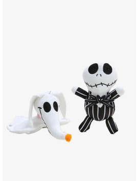 Disney The Nightmare Before Christmas Jack & Zero Pet Chew Toy Set by Box Lunch