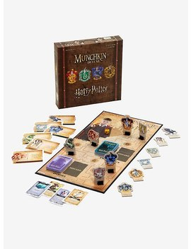 Harry Potter Munchkin Deluxe by Box Lunch
