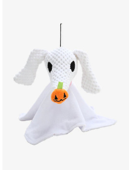 Disney The Nightmare Before Christmas Zero Plush Pet Chew Toy by Box Lunch
