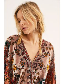 Mata Hari Blouse by Free People