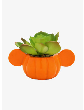 Disney Mickey Mouse Faux Succulent Mini Planter by Box Lunch