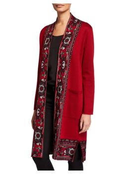 Abigail Wool Sweater by Kobi Halperin