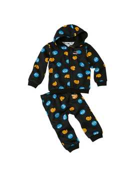 Sesame Street Graphic Babies' Jogger Set by Puma