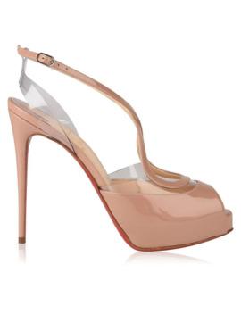 Cupidivipi Peep Toe Heels by Christian Louboutin