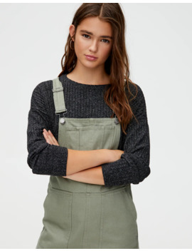Cutwork Sweater by Pull & Bear