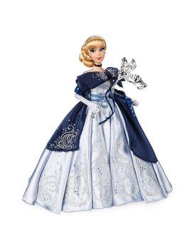 Cinderella Limited Edition Doll – Disney Designer Collection Midnight Masquerade Series – 12''   Shop Disney by Disney