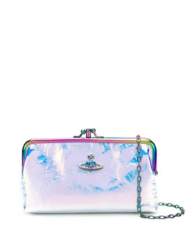 Metallic Clutch Purse by Vivienne Westwood
