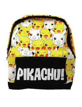 Pokemon Colour Change 14 L Backpack   Black And White836/6461 by Argos