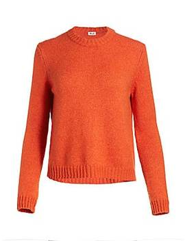Campbell Wool Blend Sweater by Baum Und Pferdgarten