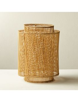 Kylo Bamboo Hurricane by Crate&Barrel