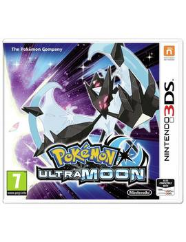 Pokemon: Ultra Moon Nintendo 3 Ds Game724/7990 by Argos