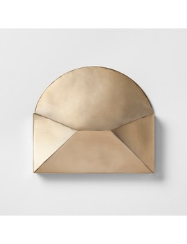 Decorative Gold Envelope 2 X 10.5 X 12   Project 62™ by Shop This Collection
