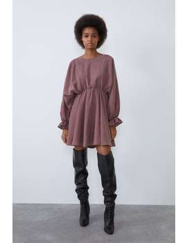 Flounce Dress by Zara