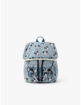 ©Disney's Mickey Mouse Backpack by Zara