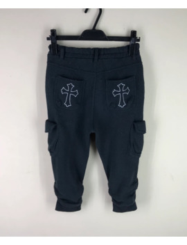 Japanese Brand Bondage Cropped Jogger Pants Side Pocket by Japanese Brand  ×