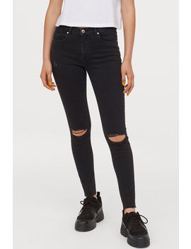 Джинсы Skinny Regular Ankle by H&M