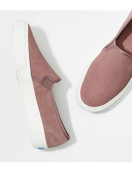 Keds Suede Double Decker Sneakers by Loft