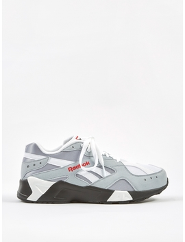X Have A Good Time Aztrek   Cool Shadow/Cold Grey/White by Reebok
